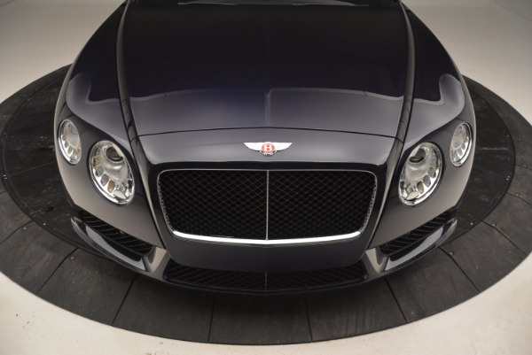 Used 2014 Bentley Continental GT V8 for sale Sold at Aston Martin of Greenwich in Greenwich CT 06830 25