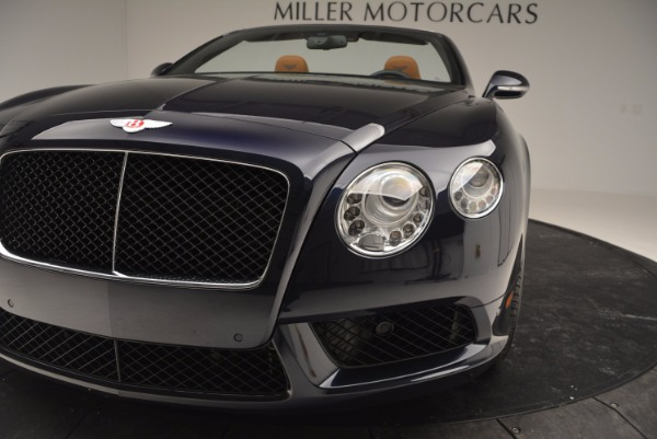 Used 2014 Bentley Continental GT V8 for sale Sold at Aston Martin of Greenwich in Greenwich CT 06830 26