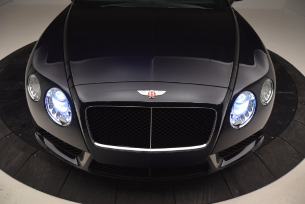 Used 2014 Bentley Continental GT V8 for sale Sold at Aston Martin of Greenwich in Greenwich CT 06830 27