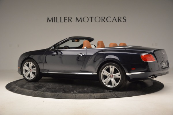 Used 2014 Bentley Continental GT V8 for sale Sold at Aston Martin of Greenwich in Greenwich CT 06830 4