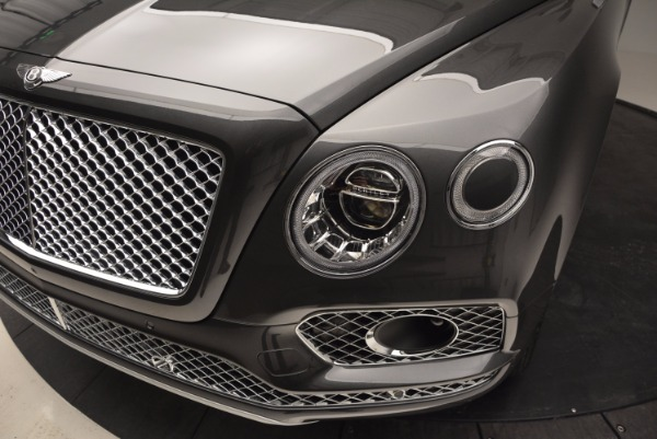 New 2017 Bentley Bentayga for sale Sold at Aston Martin of Greenwich in Greenwich CT 06830 14