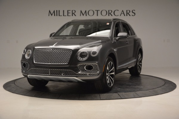New 2017 Bentley Bentayga for sale Sold at Aston Martin of Greenwich in Greenwich CT 06830 1