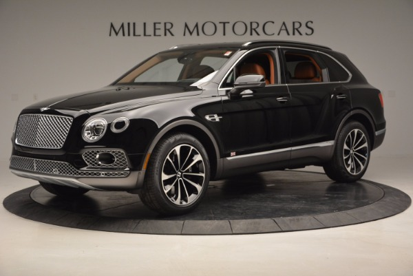 New 2017 Bentley Bentayga for sale Sold at Aston Martin of Greenwich in Greenwich CT 06830 2