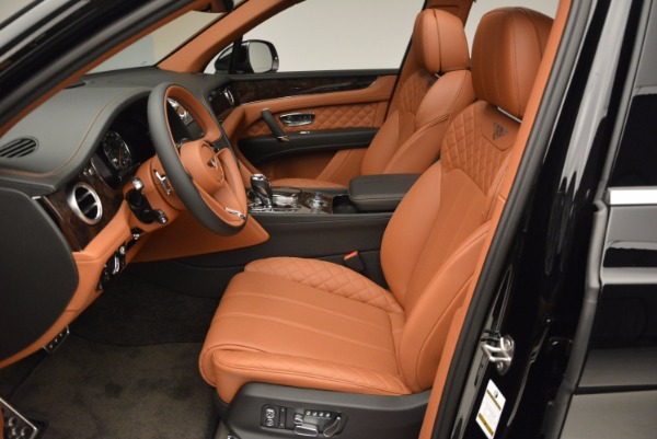 New 2017 Bentley Bentayga for sale Sold at Aston Martin of Greenwich in Greenwich CT 06830 26