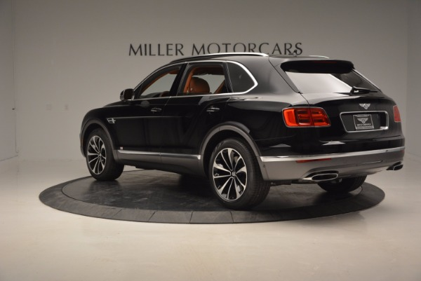 New 2017 Bentley Bentayga for sale Sold at Aston Martin of Greenwich in Greenwich CT 06830 5