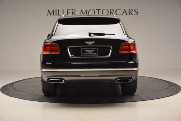New 2017 Bentley Bentayga for sale Sold at Aston Martin of Greenwich in Greenwich CT 06830 6