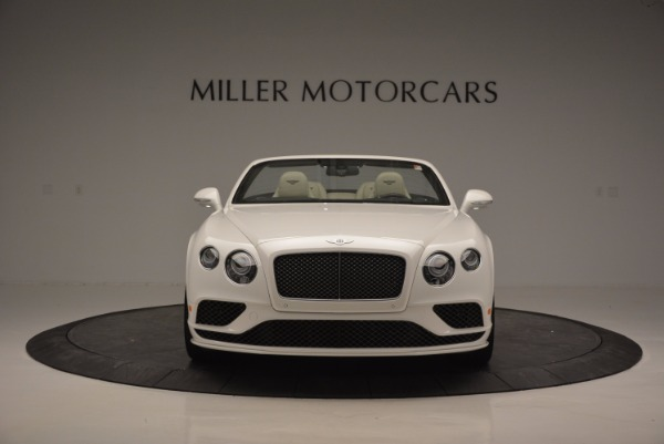 New 2017 Bentley Continental GT Speed Convertible for sale Sold at Aston Martin of Greenwich in Greenwich CT 06830 12