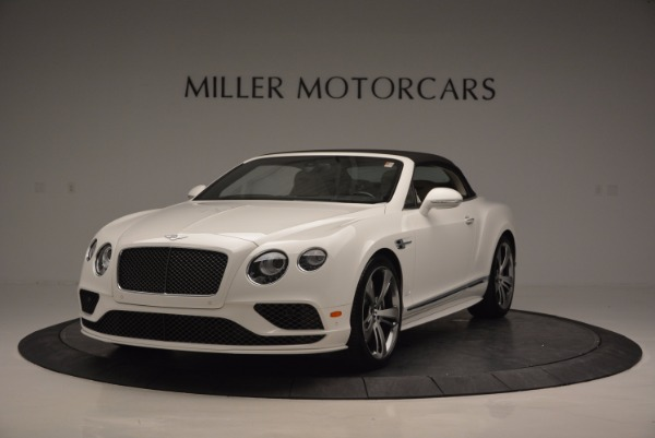 New 2017 Bentley Continental GT Speed Convertible for sale Sold at Aston Martin of Greenwich in Greenwich CT 06830 13