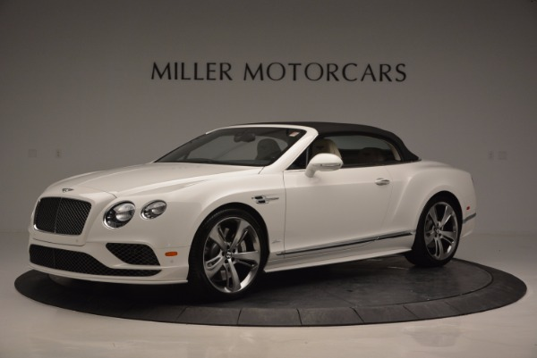 New 2017 Bentley Continental GT Speed Convertible for sale Sold at Aston Martin of Greenwich in Greenwich CT 06830 14