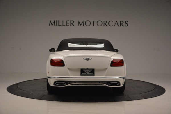 New 2017 Bentley Continental GT Speed Convertible for sale Sold at Aston Martin of Greenwich in Greenwich CT 06830 18