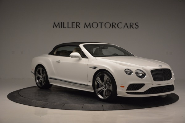 New 2017 Bentley Continental GT Speed Convertible for sale Sold at Aston Martin of Greenwich in Greenwich CT 06830 23