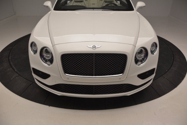 New 2017 Bentley Continental GT Speed Convertible for sale Sold at Aston Martin of Greenwich in Greenwich CT 06830 25