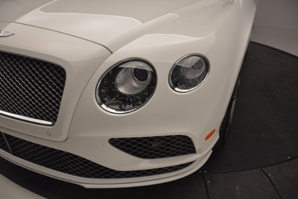 New 2017 Bentley Continental GT Speed Convertible for sale Sold at Aston Martin of Greenwich in Greenwich CT 06830 26