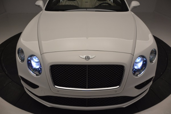 New 2017 Bentley Continental GT Speed Convertible for sale Sold at Aston Martin of Greenwich in Greenwich CT 06830 27