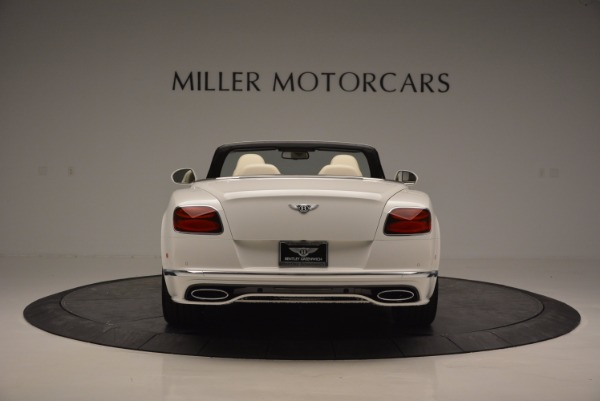 New 2017 Bentley Continental GT Speed Convertible for sale Sold at Aston Martin of Greenwich in Greenwich CT 06830 6