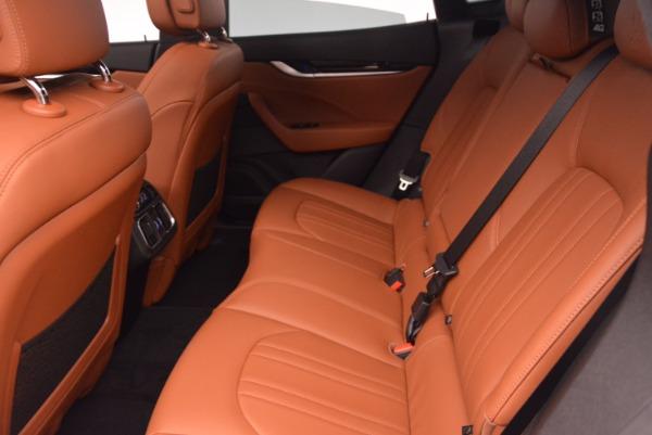 New 2017 Maserati Levante for sale Sold at Aston Martin of Greenwich in Greenwich CT 06830 18