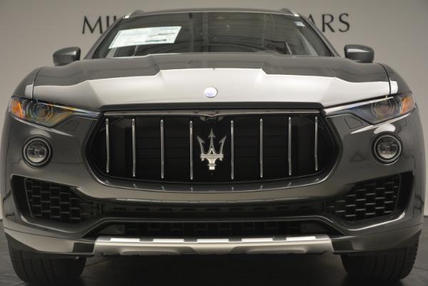 Used 2017 Maserati Levante S Ex Service Loaner for sale Sold at Aston Martin of Greenwich in Greenwich CT 06830 13