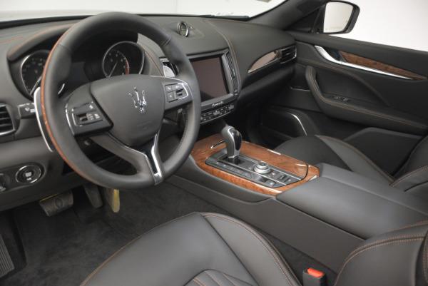 Used 2017 Maserati Levante S Ex Service Loaner for sale Sold at Aston Martin of Greenwich in Greenwich CT 06830 14