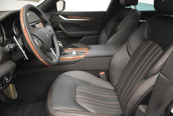 Used 2017 Maserati Levante S Ex Service Loaner for sale Sold at Aston Martin of Greenwich in Greenwich CT 06830 15