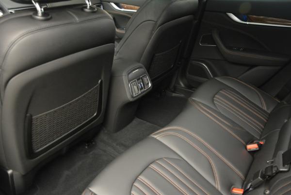 Used 2017 Maserati Levante S Ex Service Loaner for sale Sold at Aston Martin of Greenwich in Greenwich CT 06830 20