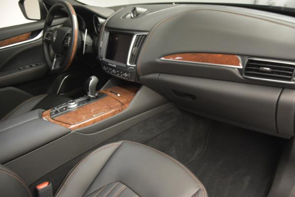 Used 2017 Maserati Levante S Ex Service Loaner for sale Sold at Aston Martin of Greenwich in Greenwich CT 06830 23