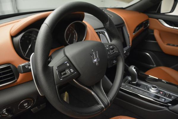 New 2017 Maserati Levante for sale Sold at Aston Martin of Greenwich in Greenwich CT 06830 15