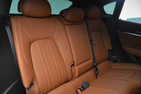 New 2017 Maserati Levante for sale Sold at Aston Martin of Greenwich in Greenwich CT 06830 26