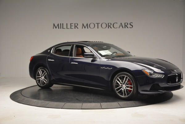 New 2017 Maserati Ghibli S Q4 for sale Sold at Aston Martin of Greenwich in Greenwich CT 06830 10