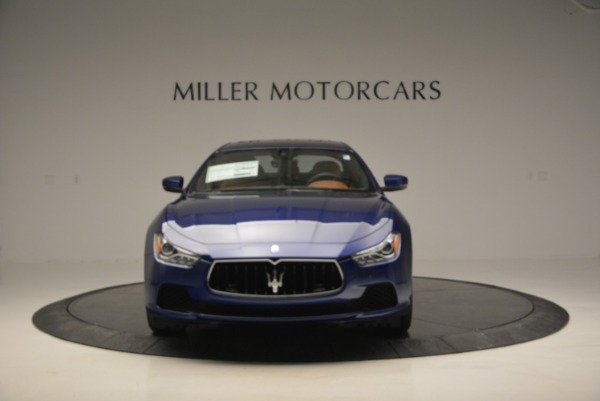 New 2017 Maserati Ghibli S Q4 for sale Sold at Aston Martin of Greenwich in Greenwich CT 06830 12