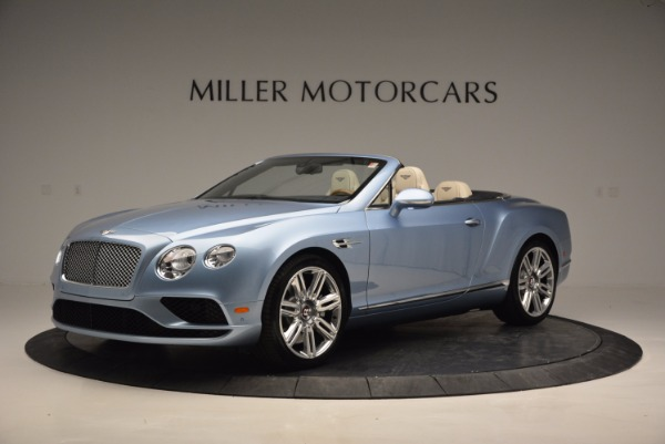 New 2017 Bentley Continental GT V8 for sale Sold at Aston Martin of Greenwich in Greenwich CT 06830 2