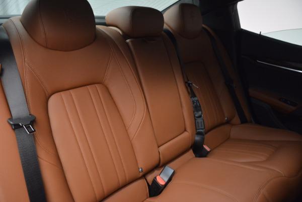 New 2017 Maserati Ghibli S Q4 for sale Sold at Aston Martin of Greenwich in Greenwich CT 06830 25