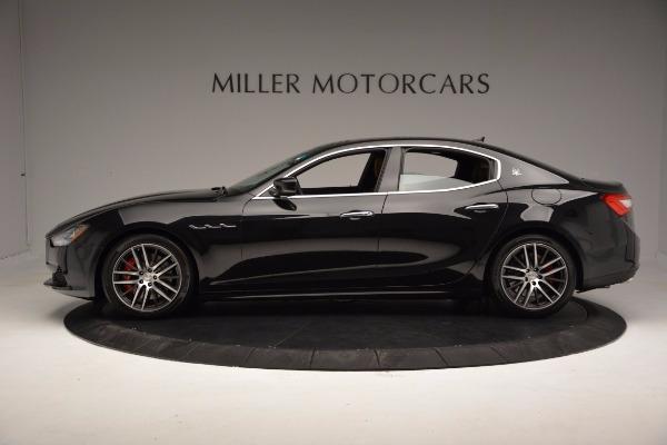 New 2017 Maserati Ghibli S Q4 for sale Sold at Aston Martin of Greenwich in Greenwich CT 06830 3