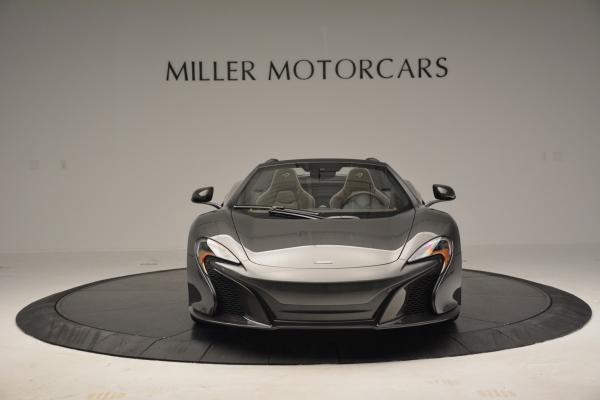 Used 2016 McLaren 650S SPIDER Convertible for sale Sold at Aston Martin of Greenwich in Greenwich CT 06830 10
