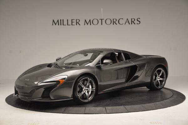 Used 2016 McLaren 650S SPIDER Convertible for sale Sold at Aston Martin of Greenwich in Greenwich CT 06830 14