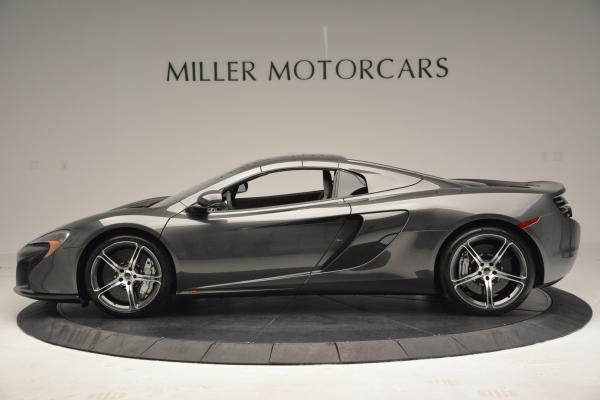 Used 2016 McLaren 650S SPIDER Convertible for sale Sold at Aston Martin of Greenwich in Greenwich CT 06830 15