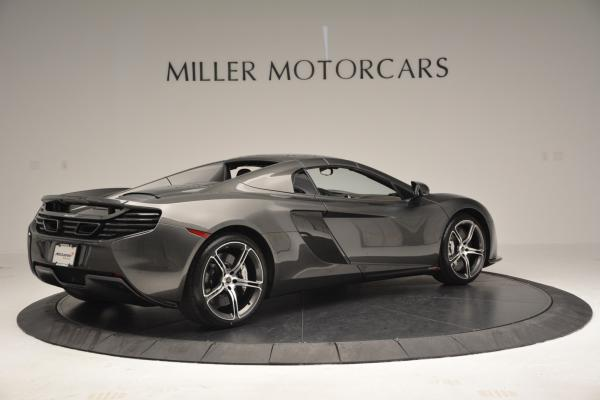 Used 2016 McLaren 650S SPIDER Convertible for sale Sold at Aston Martin of Greenwich in Greenwich CT 06830 18