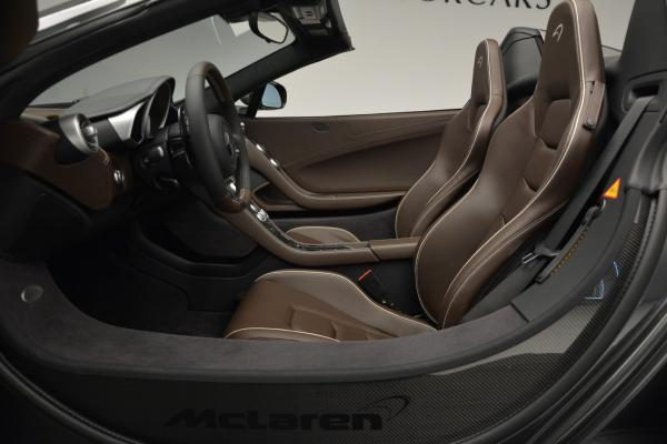 Used 2016 McLaren 650S SPIDER Convertible for sale Sold at Aston Martin of Greenwich in Greenwich CT 06830 22