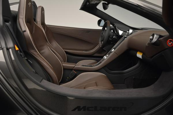 Used 2016 McLaren 650S SPIDER Convertible for sale Sold at Aston Martin of Greenwich in Greenwich CT 06830 26