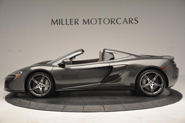 Used 2016 McLaren 650S SPIDER Convertible for sale Sold at Aston Martin of Greenwich in Greenwich CT 06830 3