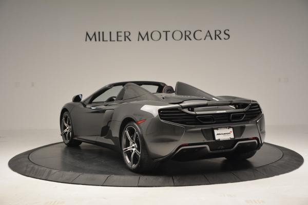Used 2016 McLaren 650S SPIDER Convertible for sale Sold at Aston Martin of Greenwich in Greenwich CT 06830 4