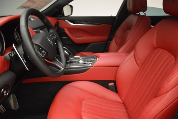 New 2017 Maserati Levante S Q4 for sale Sold at Aston Martin of Greenwich in Greenwich CT 06830 17