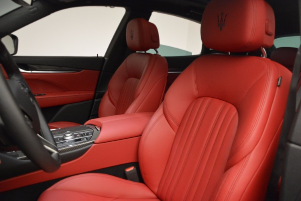 New 2017 Maserati Levante S Q4 for sale Sold at Aston Martin of Greenwich in Greenwich CT 06830 18