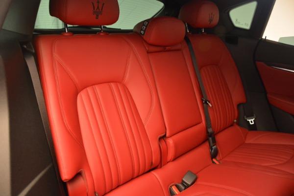 New 2017 Maserati Levante S Q4 for sale Sold at Aston Martin of Greenwich in Greenwich CT 06830 28