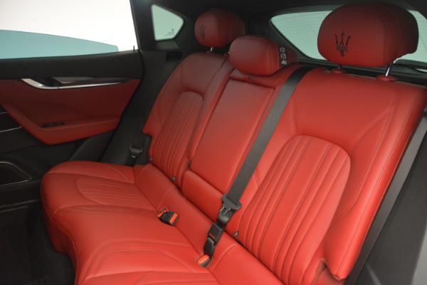 New 2017 Maserati Levante for sale Sold at Aston Martin of Greenwich in Greenwich CT 06830 19
