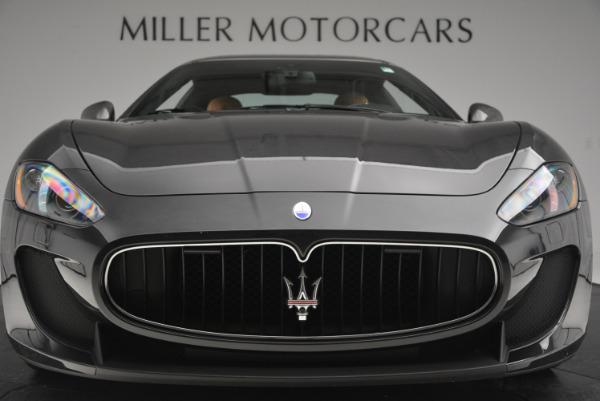 Used 2013 Maserati GranTurismo MC for sale Sold at Aston Martin of Greenwich in Greenwich CT 06830 13
