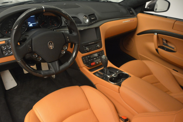 Used 2013 Maserati GranTurismo MC for sale Sold at Aston Martin of Greenwich in Greenwich CT 06830 15
