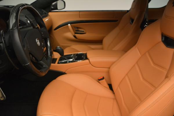 Used 2013 Maserati GranTurismo MC for sale Sold at Aston Martin of Greenwich in Greenwich CT 06830 16