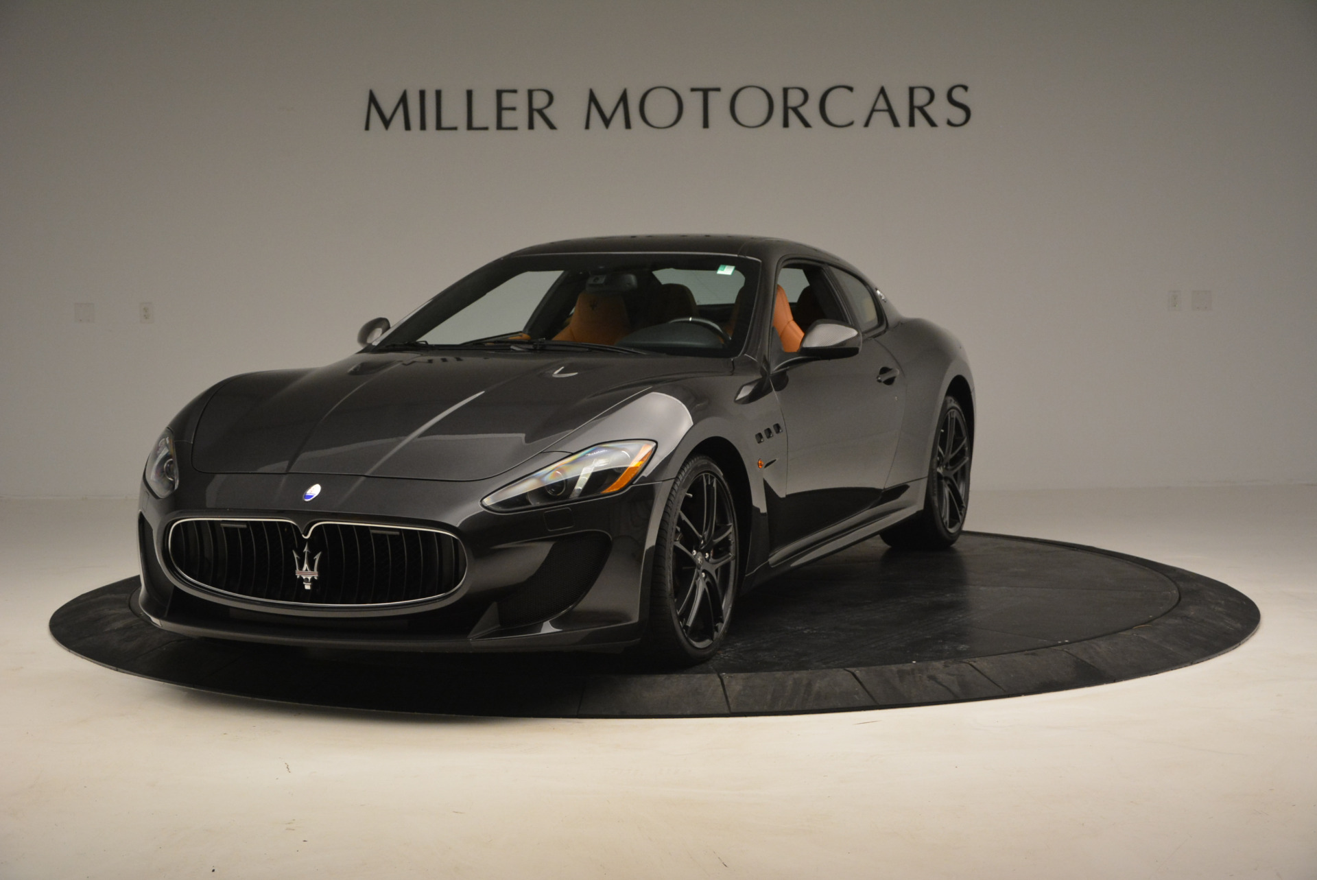 Used 2013 Maserati GranTurismo MC for sale Sold at Aston Martin of Greenwich in Greenwich CT 06830 1