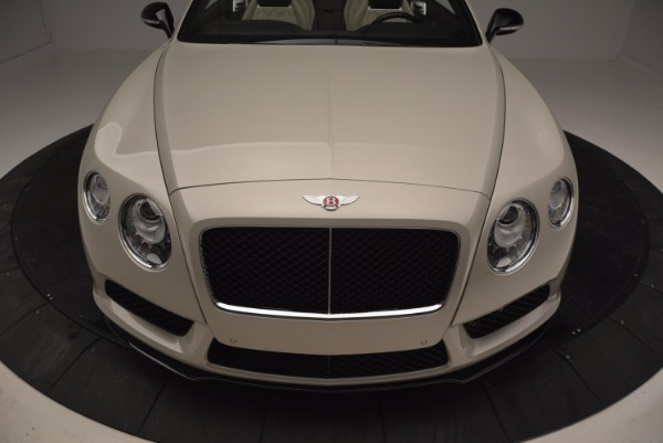 Used 2014 Bentley Continental GT V8 S for sale Sold at Aston Martin of Greenwich in Greenwich CT 06830 25