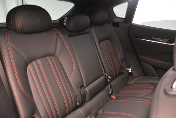 New 2017 Maserati Levante for sale Sold at Aston Martin of Greenwich in Greenwich CT 06830 27